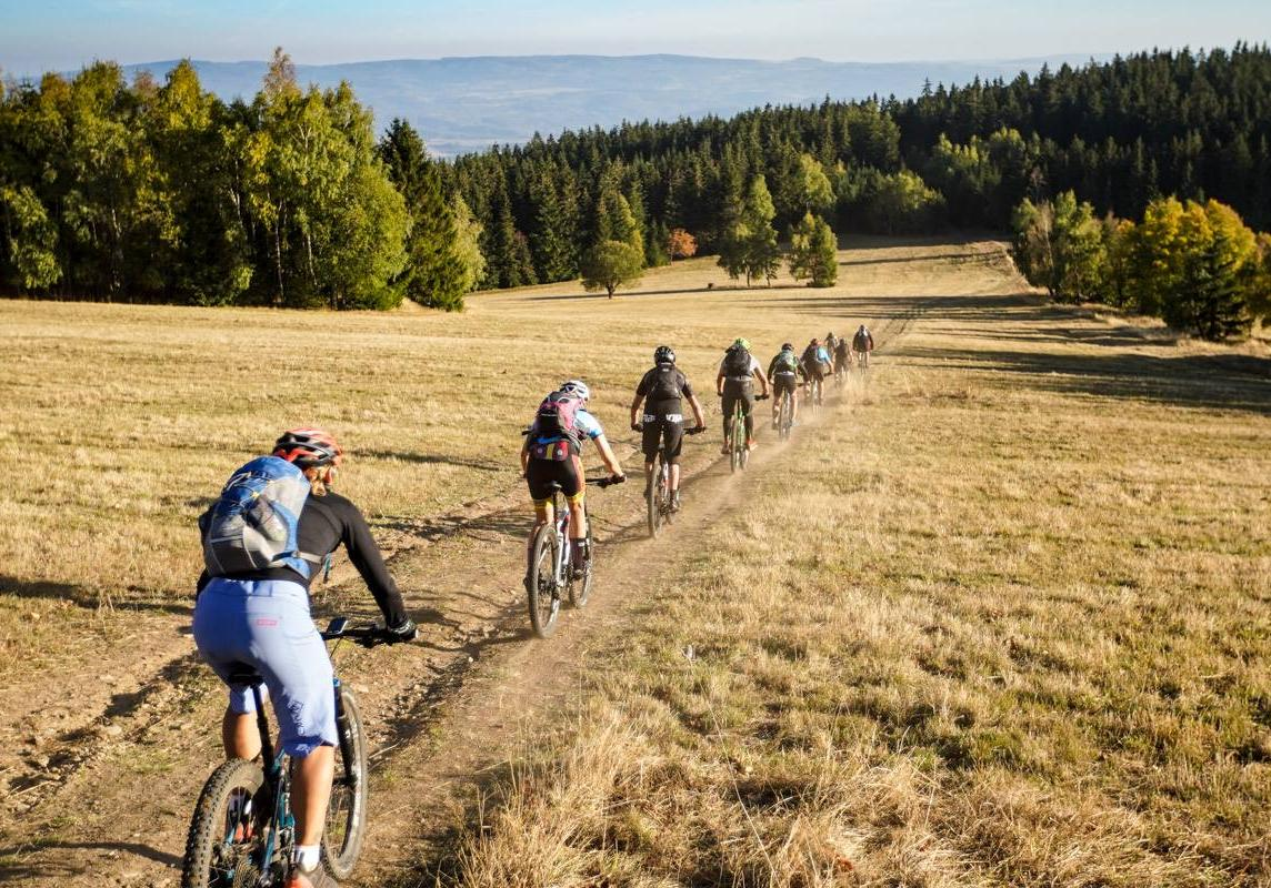Mountainbike-Tour Stoneman Miriquidi MTB Abenteuer Erzgebirge Ore Mountains 11