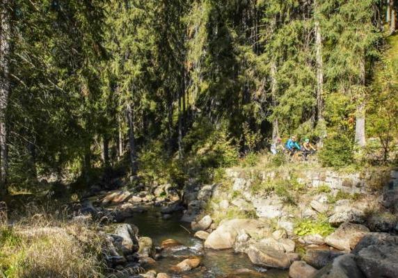 Mountainbike-Tour Stoneman Miriquidi MTB Abenteuer Erzgebirge Ore Mountains 12