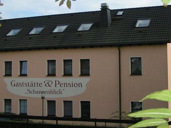 "Gaststätte & Pension ""Schanzenblick"", city – Logis-Partner Stoneman Miriquidi MTB"