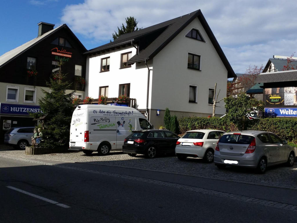 Wellnesss Pension & Gasthaus Riedel, city – Logis-Partner Stoneman Miriquidi MTB